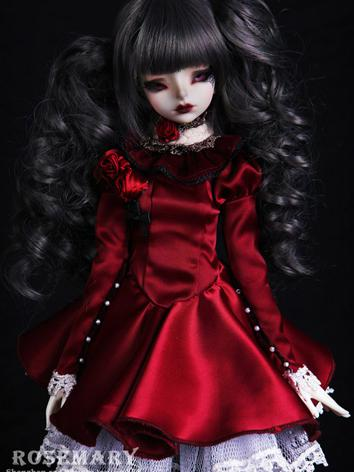 BJD Clothes Girl Suit C45-0...