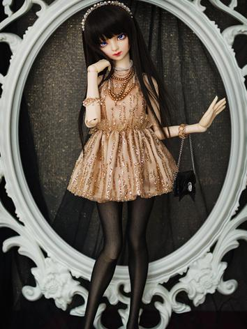 BJD Clothes Girl Dress for SD10/SD13/SD16 Ball-jointed Doll