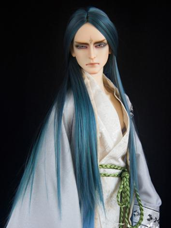 BJD Male Ancient Hair Wig f...
