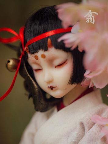 BJD Xi Girl 34.5cm Boll-jointed doll