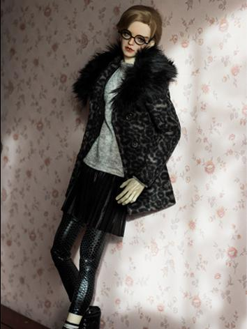 BJD Clothes Warm Coat A135 for MSD/SD/70cm Size Ball-jointed Doll
