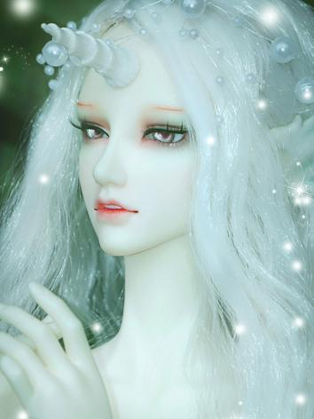 BJD Crystal Girl 65cm Ball-...