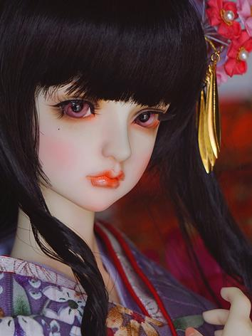 BJD Yuelian Girl 65cm Ball-...