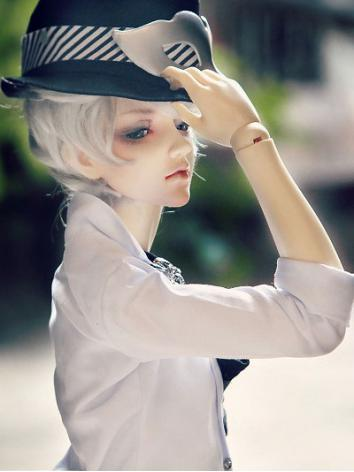 BJD Hexuan Boy 63cm Ball-jo...