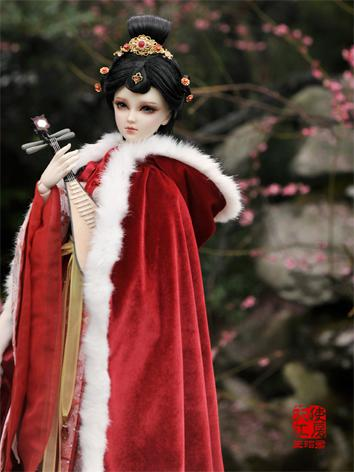【Limited Edition】Bjd Clothes 62 ancient dress/ ultimate CL3140118 for SD Ball-jointed Doll