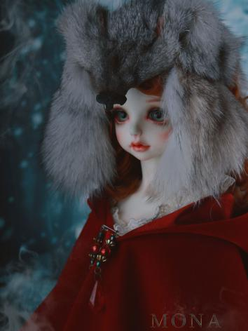 BJD Mona 58cm Girl Ball-joi...