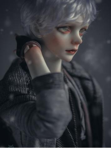 NEW BJD Snow 62cm Male Boll-jointed doll