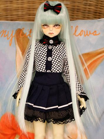 BJD Clothes Female Suit for MSD Ball-jointed Doll