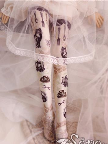 Bjd Socks Lady Sweet Girl H...