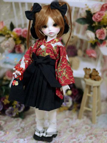 BJD Clothes Girl Dress Suit...