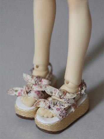 Bjd Girl Shoes for SD/MSD B...