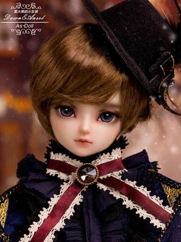 (AS Agency)BJD Asel Boy 44cm Ball-Jointed Doll