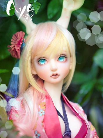 BJD Aya Girl 68cm Ball-join...