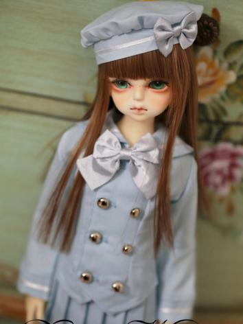 BJD Clothes Female Blue Sai...