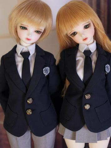 BJD Clothes Students Suit [...