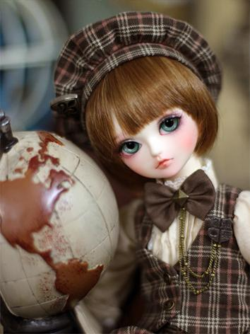 BJD SP Amber 27cm boy Ball-...
