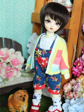 Bjd Clothes Boy/Girl 1/6 Daily Suit for YSD Ball-jointed Doll