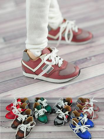 Bjd Girl/Boy Sports Shoes f...