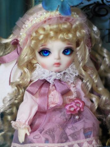 BJD MISS RORO Girl 17cm Boll-jointed doll