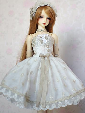 BJD Clothes Gril Dress Suit 【Flower】for SD16 Ball-jointed Doll