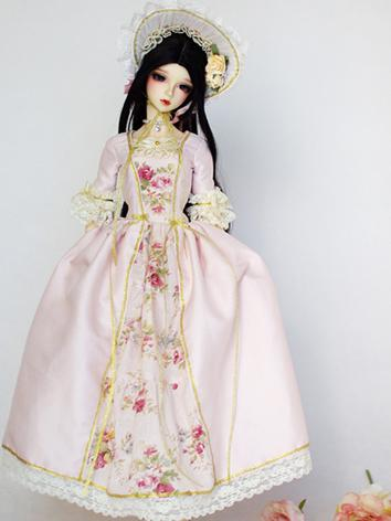 BJD Clothes Girl Dress Suit 【Duchess】for SD16 Ball-jointed Doll