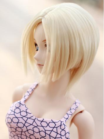 BJD Female Gold Short Hair ...