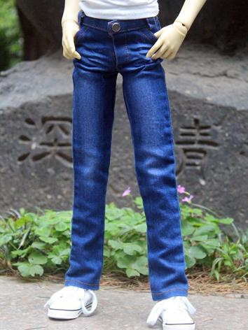 BJD Clothes Jeans Trousers for MSD/SD/70cm Ball-jointed Doll