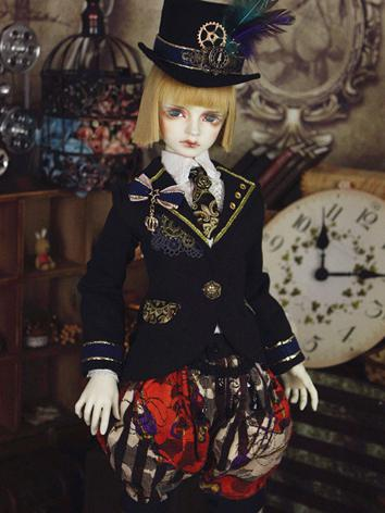 Bjd Clothes Boy Suit【Clock ...