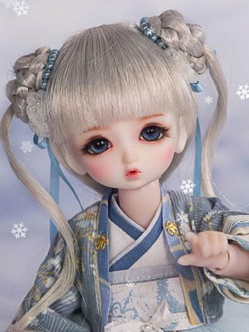 (AS Agency)BJD Rongrong 26cm Ball Jointed Doll