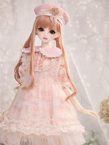 【Limited Edition】Bjd Clothes 1/3 girl navy fullset/Rabbit CL3160416 for SD Ball-jointed Doll