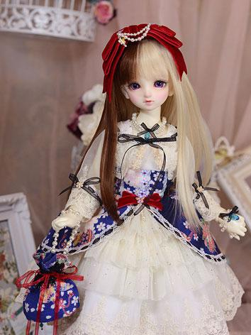 BJD Clothes Female Romantic...
