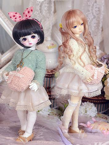 BJD Clothes Female Sweater ...