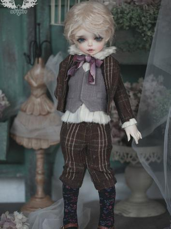 Bjd Clothes Boy Basil outfi...