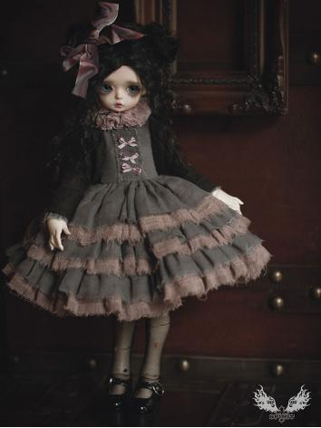 Bjd Clothes Girl Clover out...