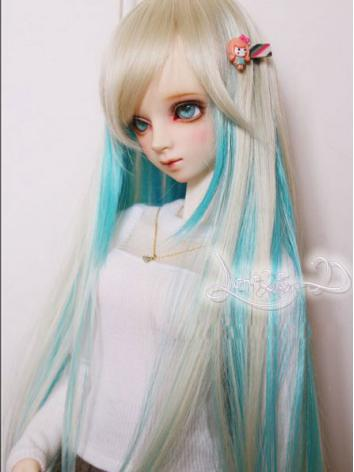 BJD Girl Wig for SD/MSD/YSD...