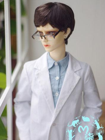 BJD Clothes Boy Doctor's Wh...