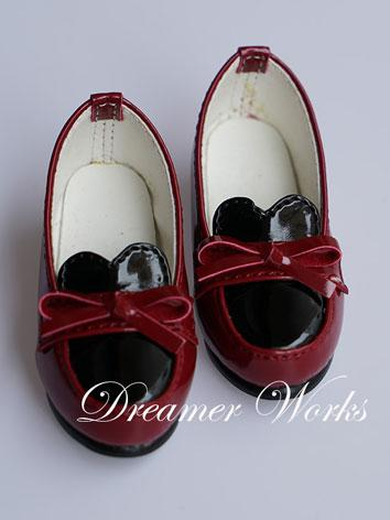 Bjd Red Students Shoes for ...