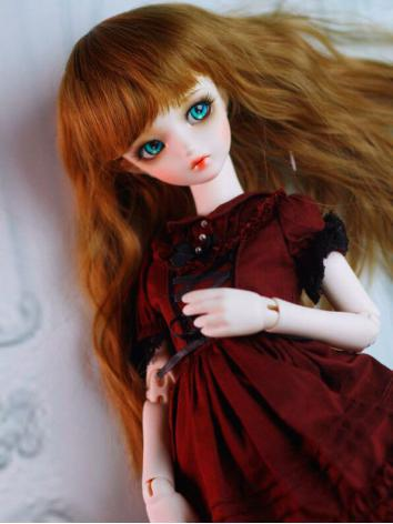BJD Rose Girl 43cm Ball-jointed Doll