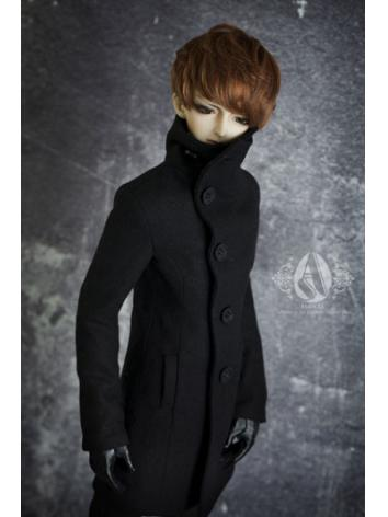 【Limited Edition】Bjd Clothes 70+ Stylish Man Overcoat CL1121116 for 70+ Ball-jointed Doll