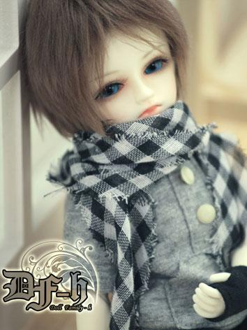 BJD 26cm Boy LingFeng Ball-jointed doll