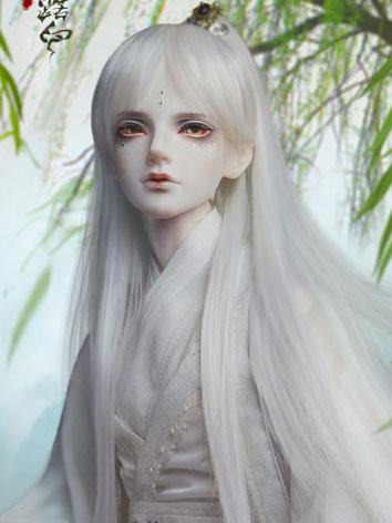 BJD Wig Hair WG3-0048 for S...