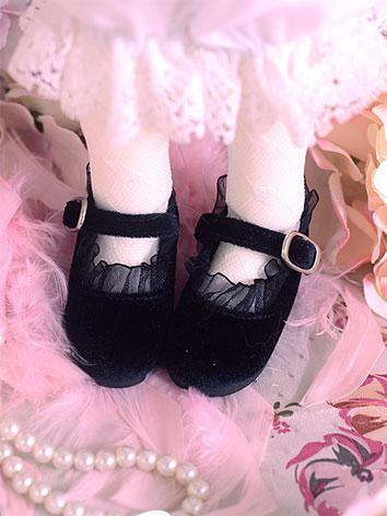 Bjd Shoes 1/4 Girl Retro Sh...