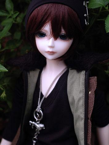 BJD Gold 44.5cm Boy Ball-jo...