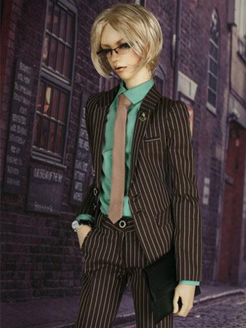 BJD Clothes [Euro Homme]ceo Boy Suit for SD13/SD17/70CM Size Ball-jointed Doll