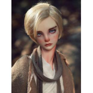 Mystic Kids Ellis, 62cm resin Ball jointed doll available