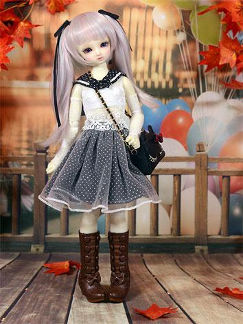 BJD Clothes Female Dress Su...