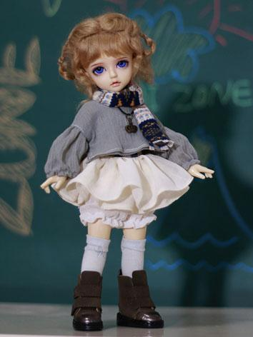 BJD Clothes Girl Sweet Suit...
