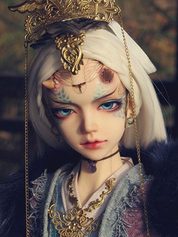 BJD Quewei 56cm Boy Ball-jointed doll