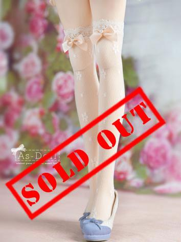 Bjd Clothes Girls Bow HIgh Socks CL31405121 for SD Ball-jointed Doll