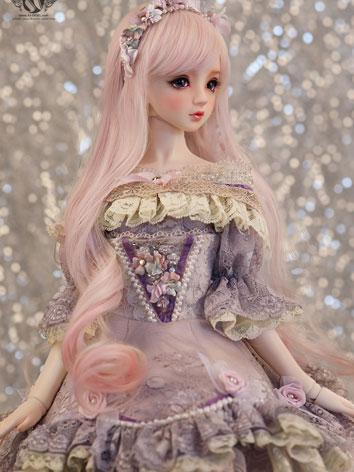 【Limited Edition】Bjd Clothes 62cm girl 1/3 Youth BJD Retro Princess Dress/Charlotte CL320161108 for SD Ball-jointed Doll